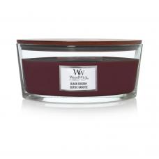 WoodWick žvakė Black Cherry