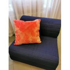 Dekoratyvinė pagalvė Raudona